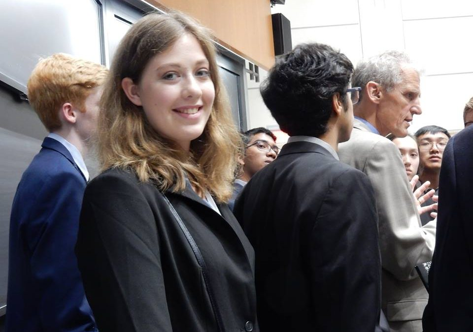 Johanna Lidholms RSI-upplevelse