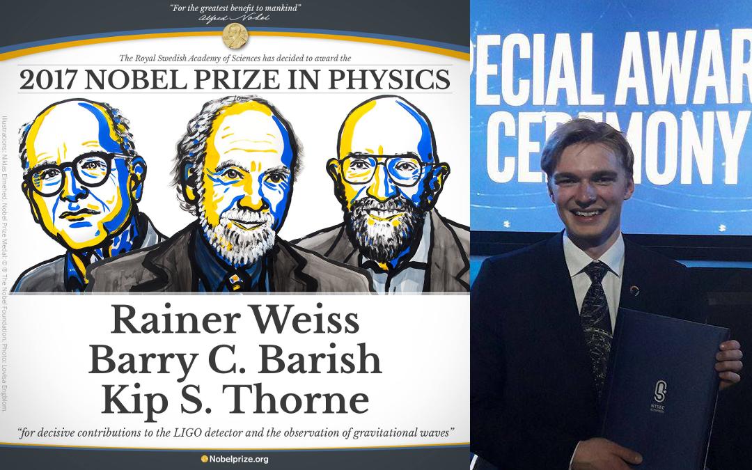 Nobelspecial: vad är en gravitationsvåg?