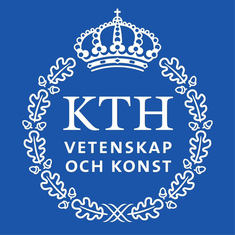 logotyp Kungliga tekniska högskolan.