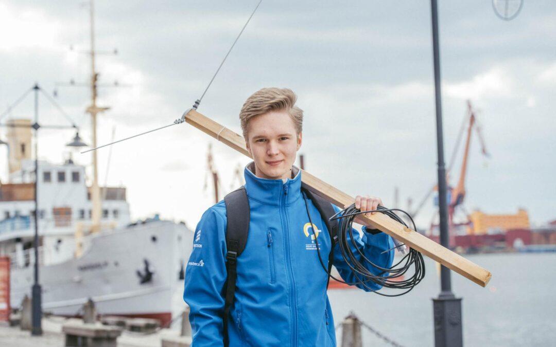 Blogg: Nu är Stockholm Junior Water Prize igång!